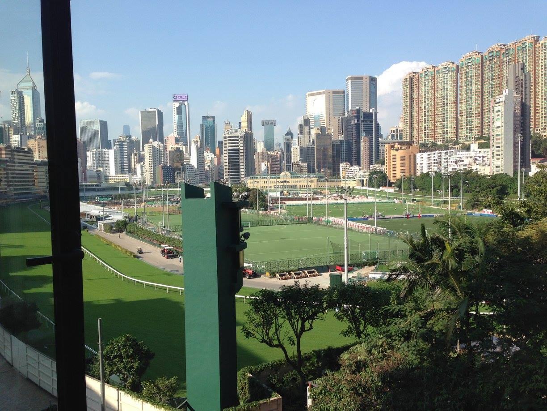 香港 跑馬地·怡豐大廈