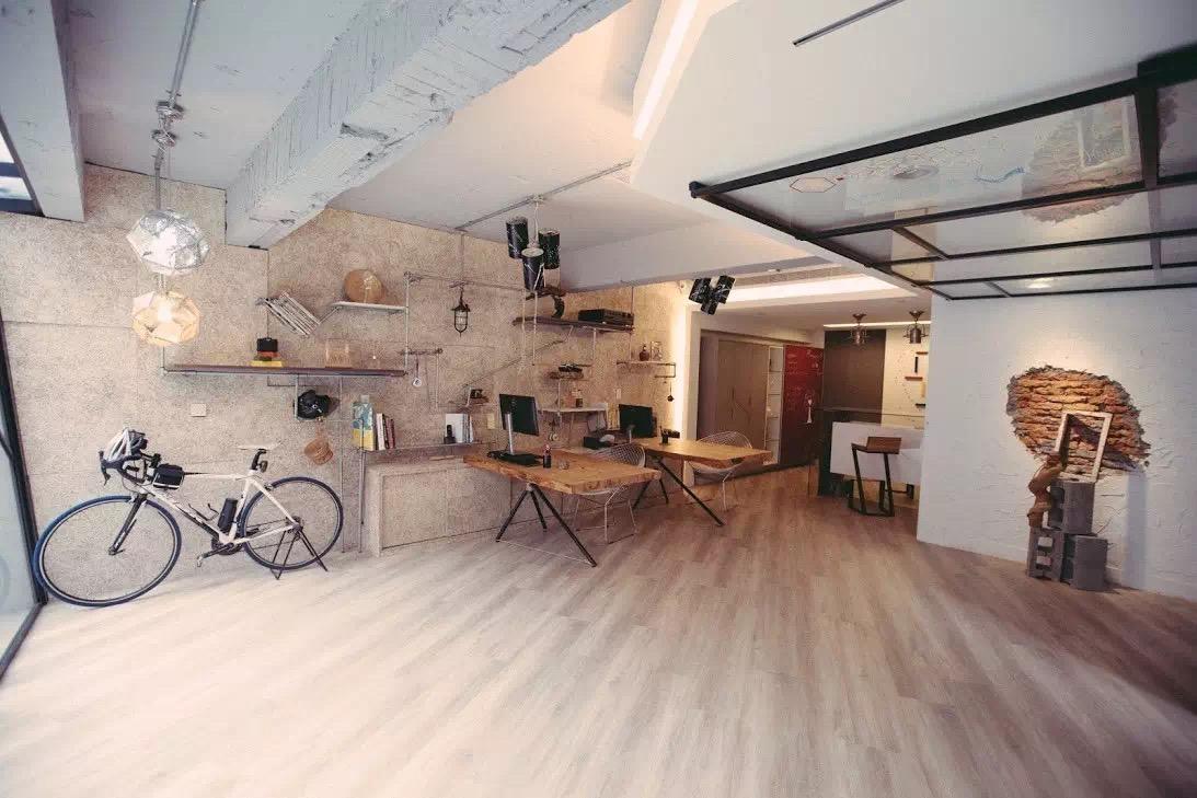 台灣 ·大安區私人工作室