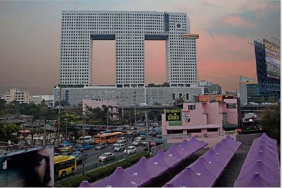 泰國 曼谷·Elephant Tower
